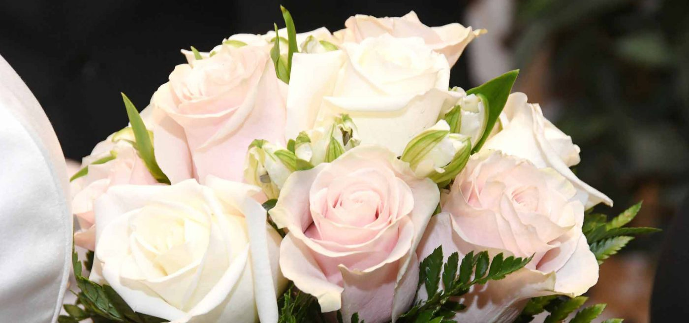 Pink Bouquet from Vegas Wedding Flowers