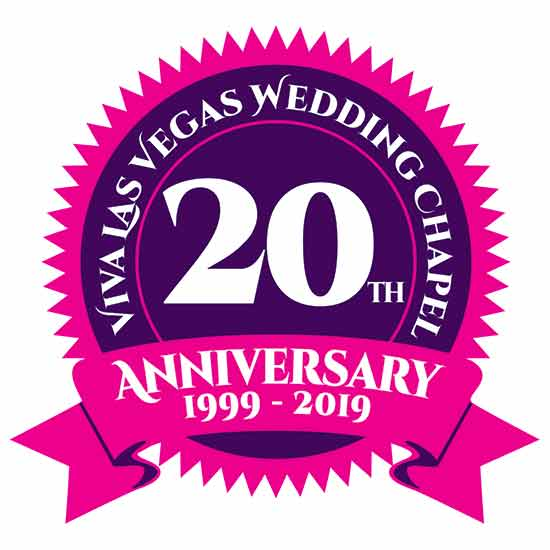 Viva Las Vegas Weddings Celebrates 20 Years